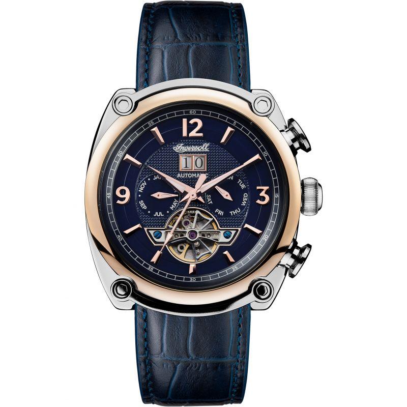 Herren Ingersoll The Michigan Multifunction Watch I01101