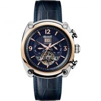 Mens Ingersoll The Michigan Multifunction Automatic Watch