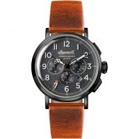 Ingersoll The St Johns Herenchronograaf Bruin I01702