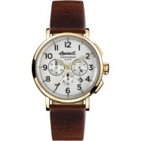 Ingersoll The St Johns Herenchronograaf Bruin I01703