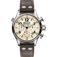Mens Ingersoll The Armstrong Chronograph Watch I02002