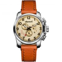 Herren Ingersoll The Manning Chronograf Uhr