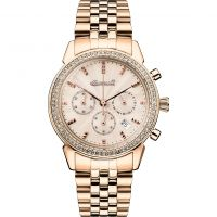 femme Ingersoll The Gem Chronograph Watch I03904