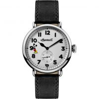 Ingersoll The Trenton Disney Limited Edition Herenhorloge Zwart ID01202