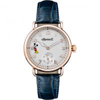 Ingersoll The Trenton Disney Limited Edition Damklocka Blå ID00103