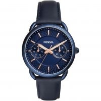 Damen Fossil Tailor Watch ES4092