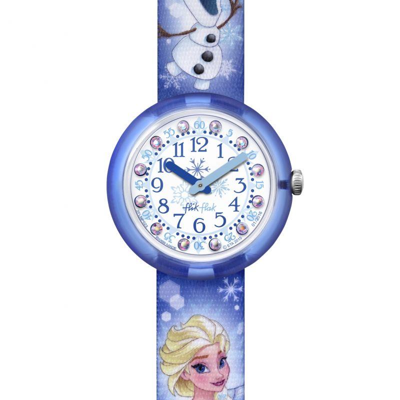 Kinder Flik Flak Disney Frozen Elsa & Olaf Watch FLNP023