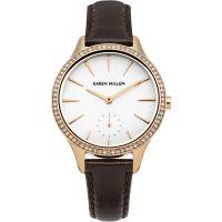 Ladies Karen Millen Watch