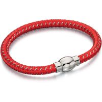 Fred Bennett Red Nylon Bracelet JEWEL