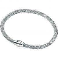 Ladies Elements Sterling Silver Magnetic Clasp Bracelet B4141