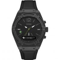 Guess Connect Bluetooth Hybrid Smartwatch Herenhorloge Zwart C0001G5