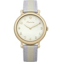 Ladies House Of Florrie Violet Stripe Watch