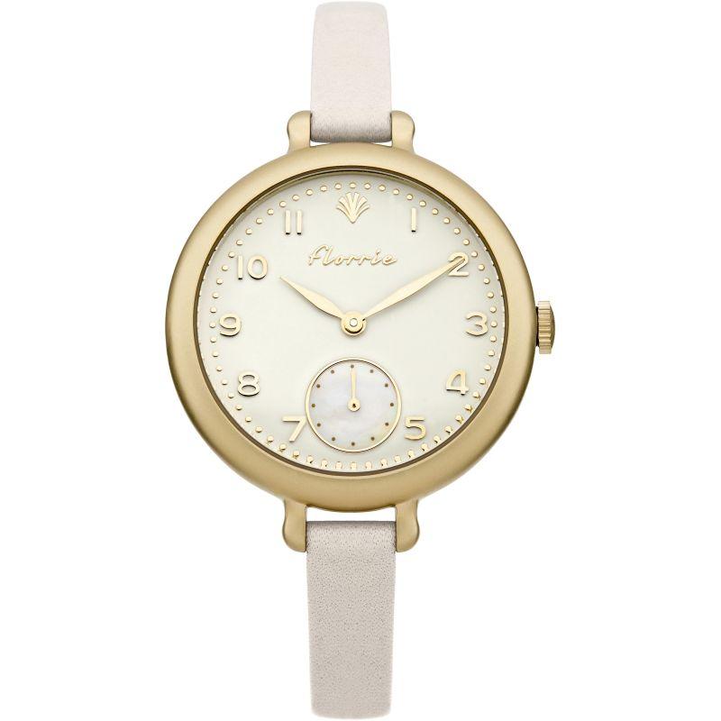 Damen House Of Florrie Pearl Watch HF003CG