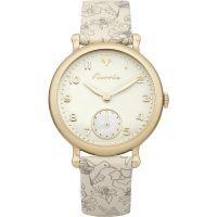 Ladies House Of Florrie Violet Printed Watch