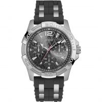 Herren Guess Sporting Pink Exklusives Uhr