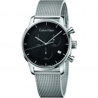 homme Calvin Klein City Chronograph Watch K2G27121
