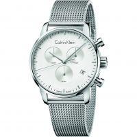 Mens Calvin Klein City Chronograph Watch