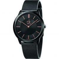 homme Calvin Klein Minimal 40mm Watch K3M21421