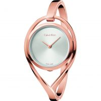 Ladies Calvin Klein Light Small Bangle Watch