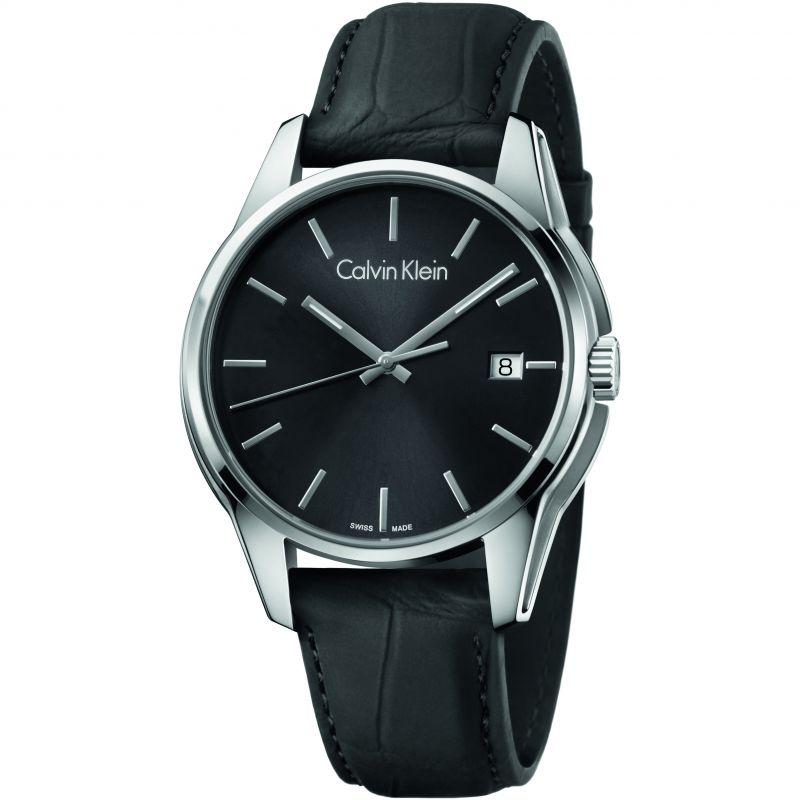 Herren Calvin Klein Tone Watch K7K411C1