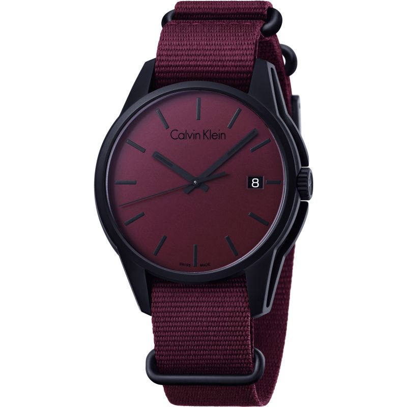 Unisex Calvin Klein Tone Watch K7K514UP