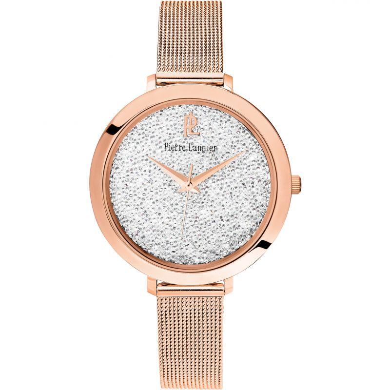 Damen Pierre Lannier Elegance Style Watch 097M908