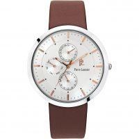 Herren Pierre Lannier Elegance Extra Plat Watch 220F124