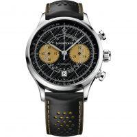 Herren Louis Erard Ultima Limited Edition Automatik Chronograf Uhren