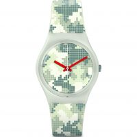 Unisex Swatch Pixelise Me Watch