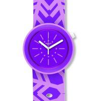 Unisex Swatch Flocpop Watch