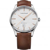 Herren Louis Erard Heritage klassisch Datum Automatik Uhr