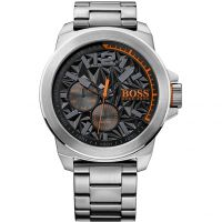 Herren Hugo Boss Orange New York Watch 1513406
