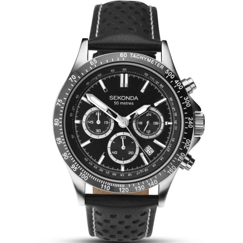 Herren Sekonda Chronograph Watch 1227