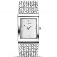 Damen Seksy Krystal Watch 2375