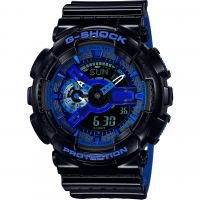 Herren Casio G-Shock Alarm Chronograph Watch GA-110LPA-1AER