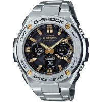 Mens Casio G-Steel Alarm Watch