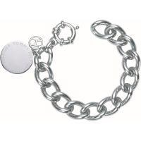 Damen Tommy Hilfiger Edelstahl Armband
