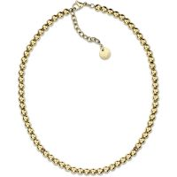 Ladies Tommy Hilfiger Gold Plated Necklace 2700793