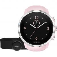 Unisex Suunto Spartan Sport Bluetooth Sakura HR bundle Alarm Chronograph Watch SS022673000