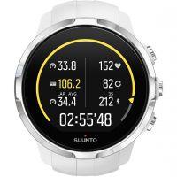 Unisex Suunto Spartan Sport Bluetooth White Alarm Chronograph Watch SS022651000