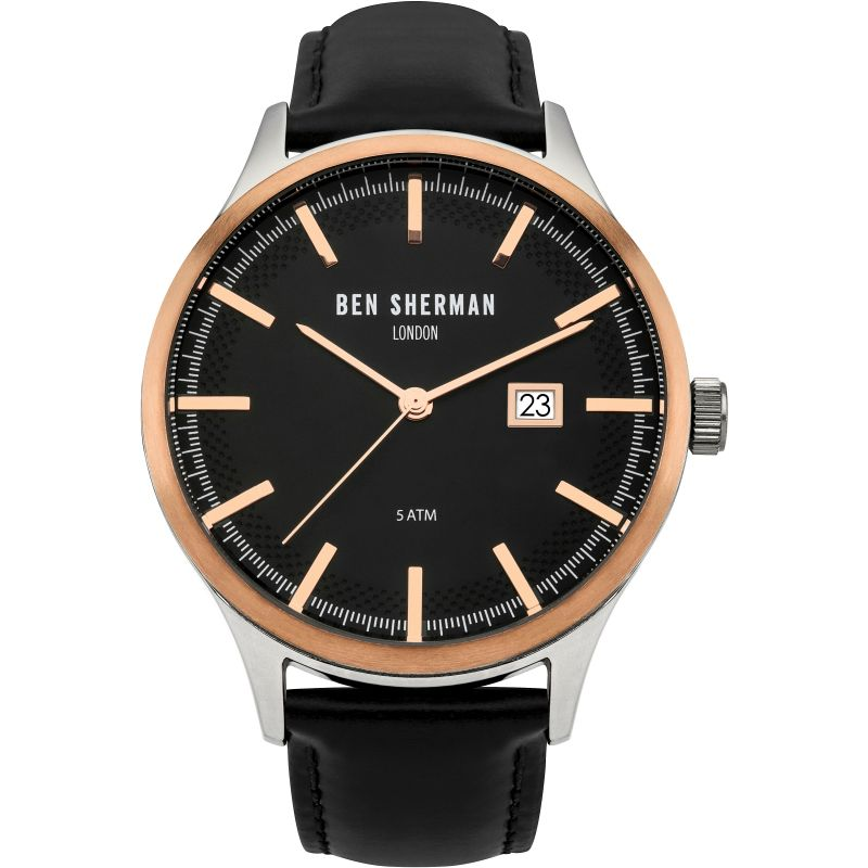 Herren Ben Sherman London Spitalfields Sport Watch WB056BB