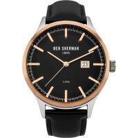 Herren Ben Sherman London Spitalfields Sport Uhr