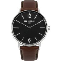 Herren Ben Sherman London Portobello Interchangable Watch WB059BRN