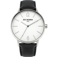 Ben Sherman London Portobello Interchangable Herenhorloge Zwart WB059BU