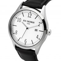 Ben Sherman London Herenhorloge Zwart WB053WB