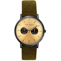 Herren Ted Baker Brit multifunktional Uhren