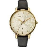 Damen Ted Baker Damask Dial Uhr