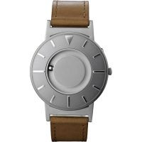 unisexe Eone The Bradley Voyager Silver Watch BR-VO