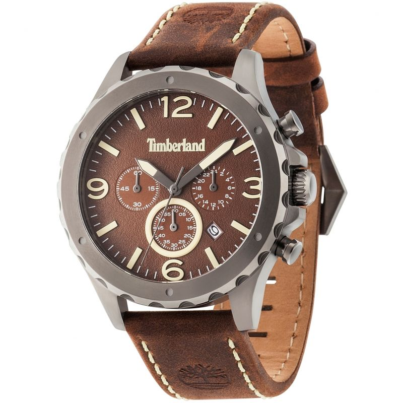 Herren Timberland Warner Chronograph Watch 14810JSU/12