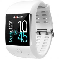 Unisex Polar M600 HR GPS Bluetooth Android Wear Wecker Uhr